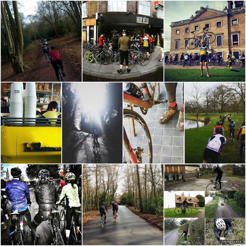 Hub Velo Strade Bianche di Essex Bike Ride