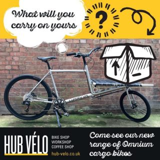 Cargo Bike in London